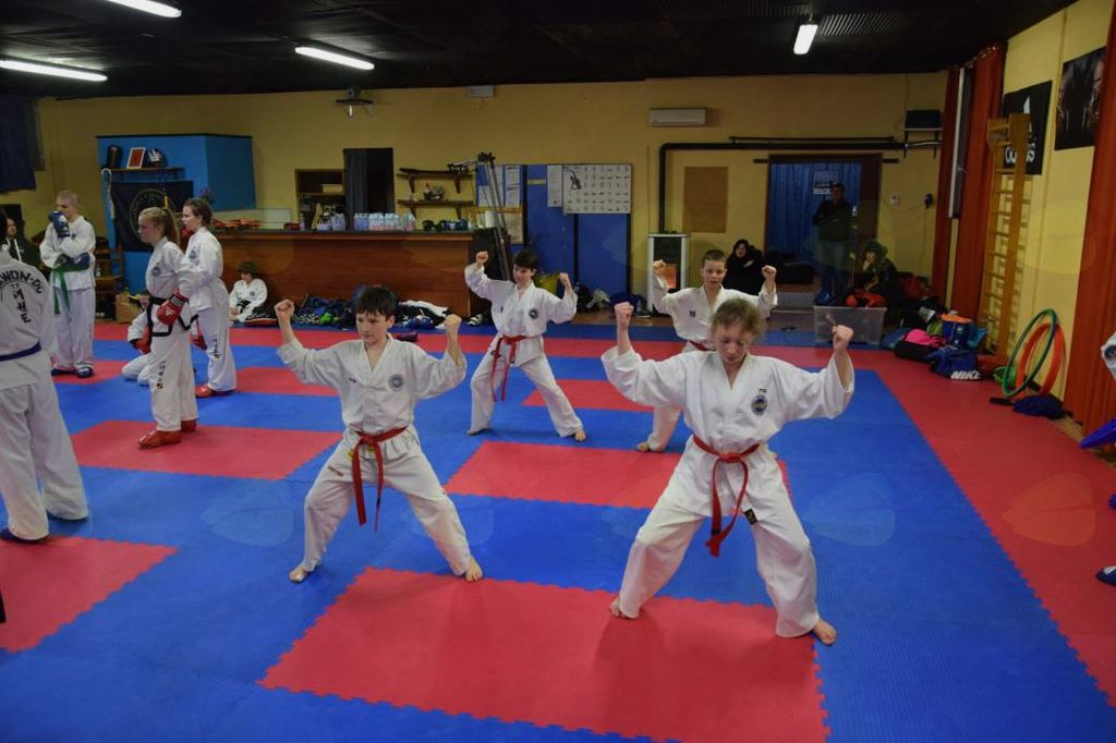 Taekwon-do seminar v Padovi, IT