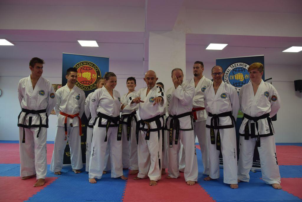Mednarodni tehnični trening