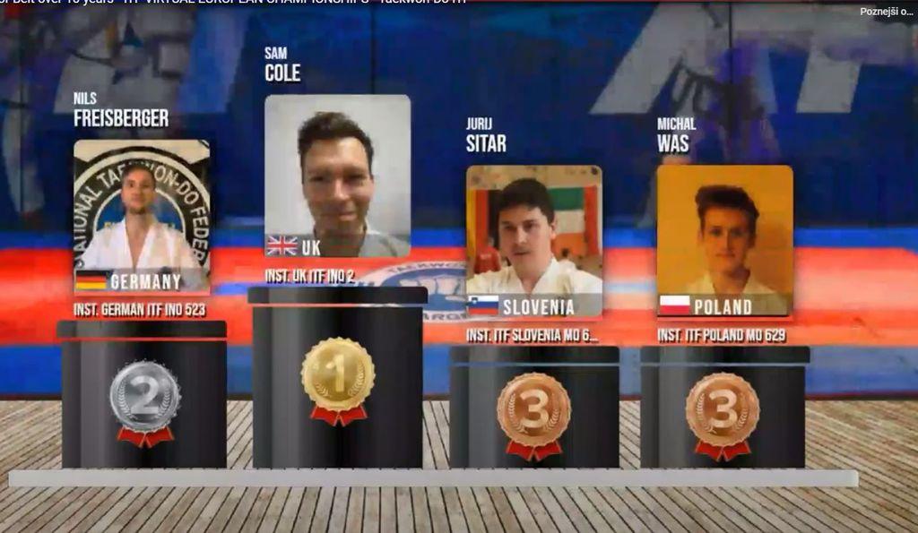 V Radovljici imamo 2 nova Evropska prvaka!
