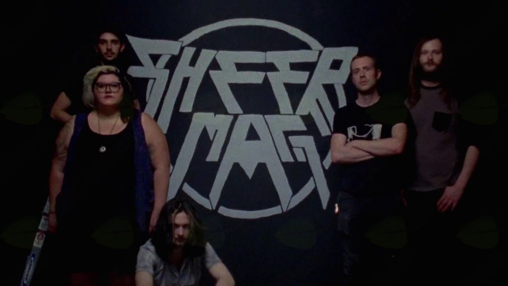 Koncert: Sheer Mag (ZDA)
