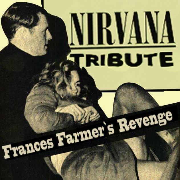 Koncert skupine Nirvana tribute promo - Frances Farmer's Revenge