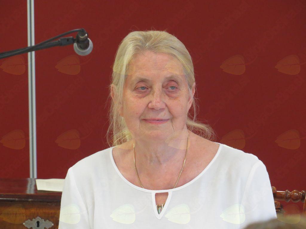 Josipinina prapranečakinja Marinka Dolžan Šitum (foto Media butik)