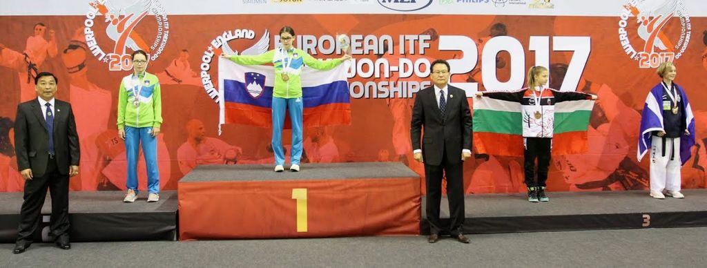 Ema Mešič , ITF Slovenija