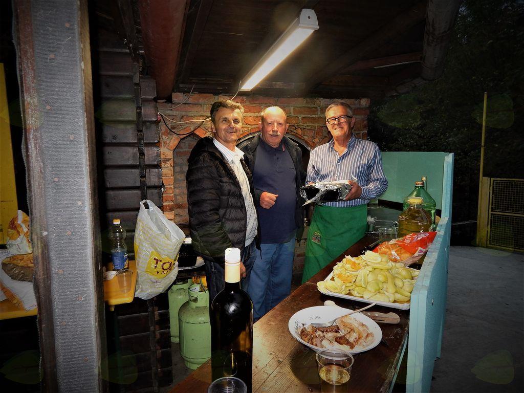 Prvi oktober - Mednarodni dan starejših smo praznovali tudi v DU Miren
