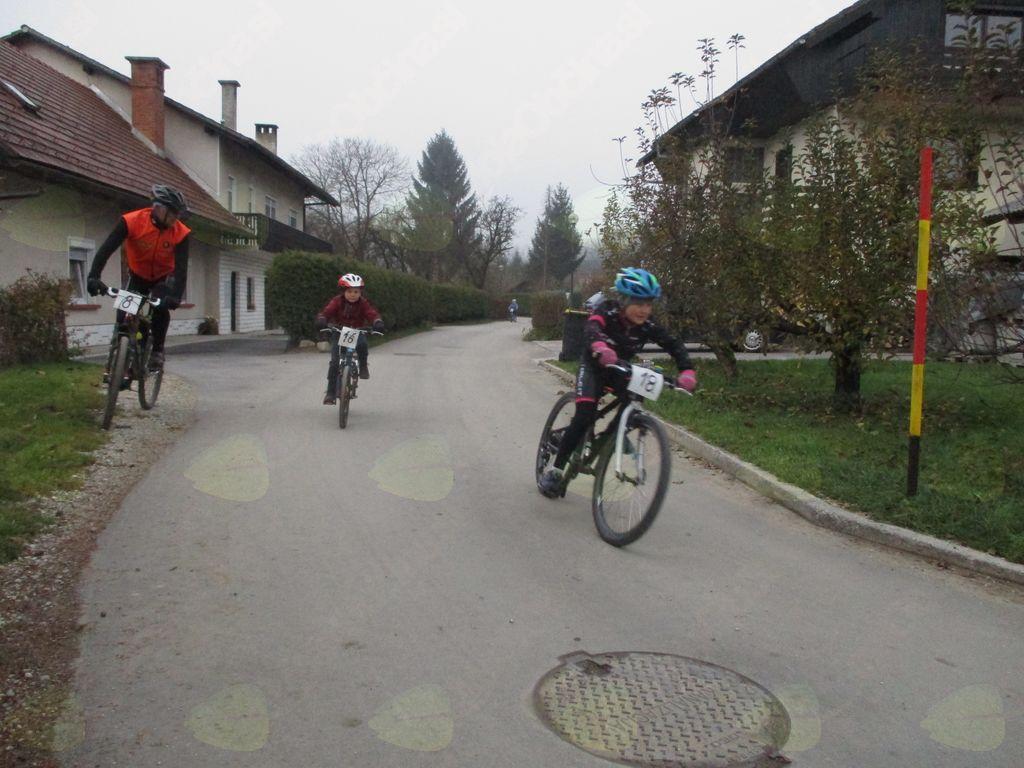 21. mlički race - občinsko prvenstvo v gorskem kolesarstvu