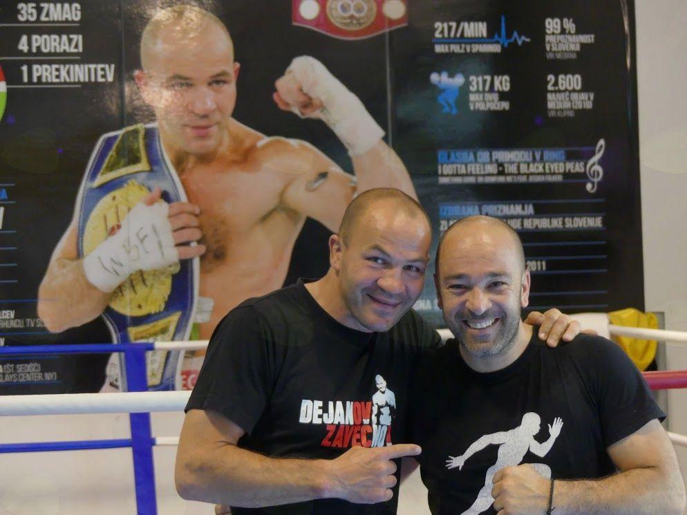 Boštjan Veinhandl prejel licenco trenerja mednarodne boksarske zveze AIBA