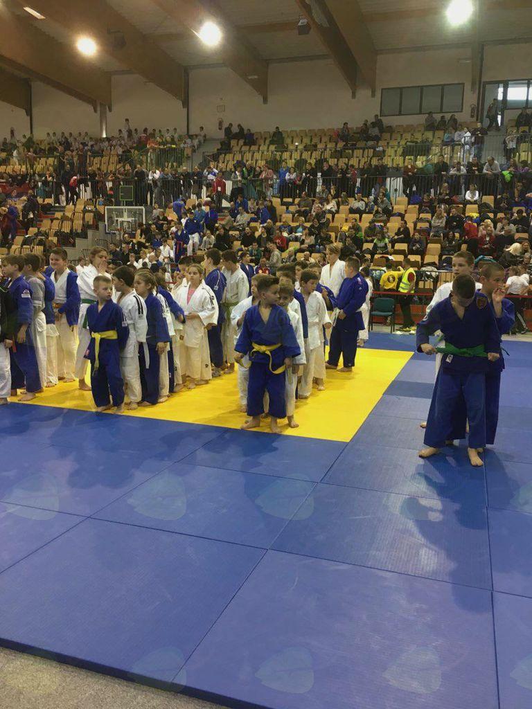 Judo klub Komenda ekipno osvojil 5. mesto na Apolon Open 2018