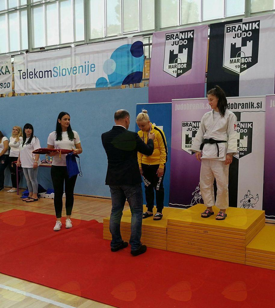 Judoisti iz Maribora prinesli 7 kolajn