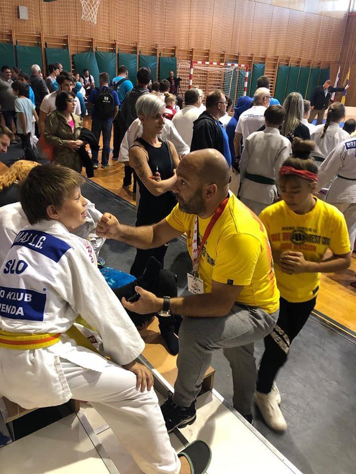 Judoisti na Pokalu Oplotnice