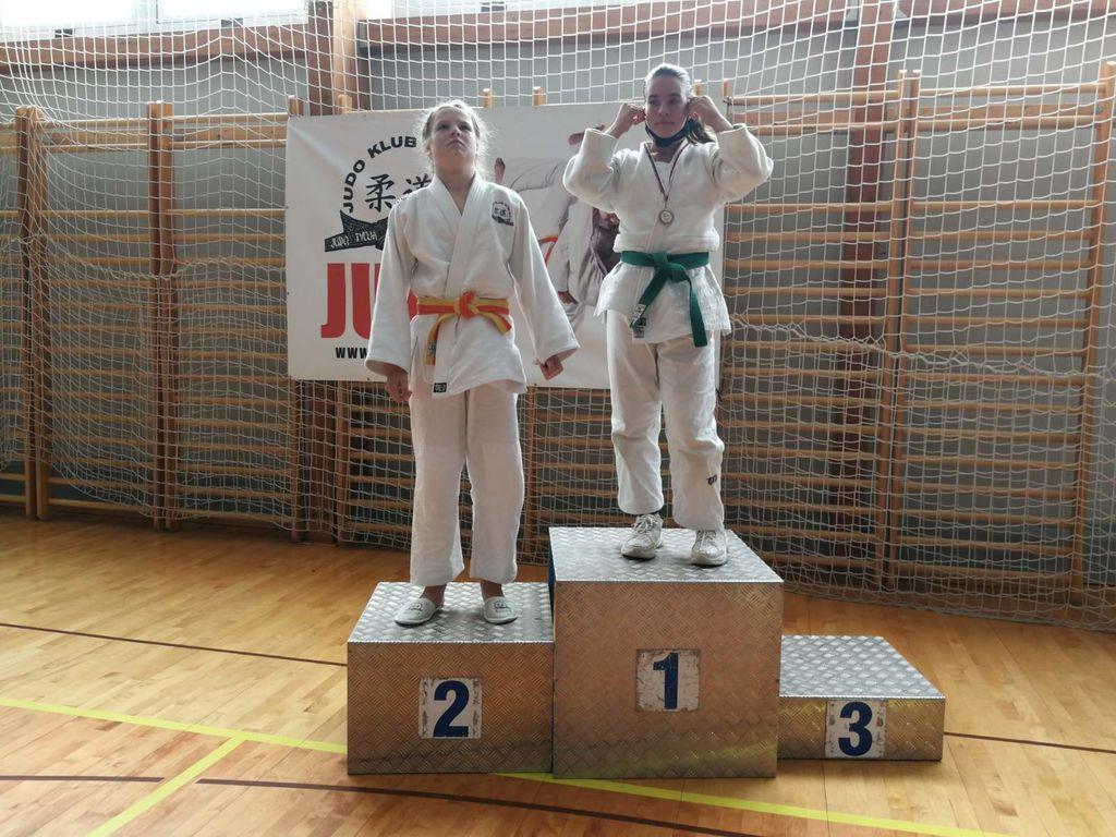 Tri zlate in tri srebrne za judoiste