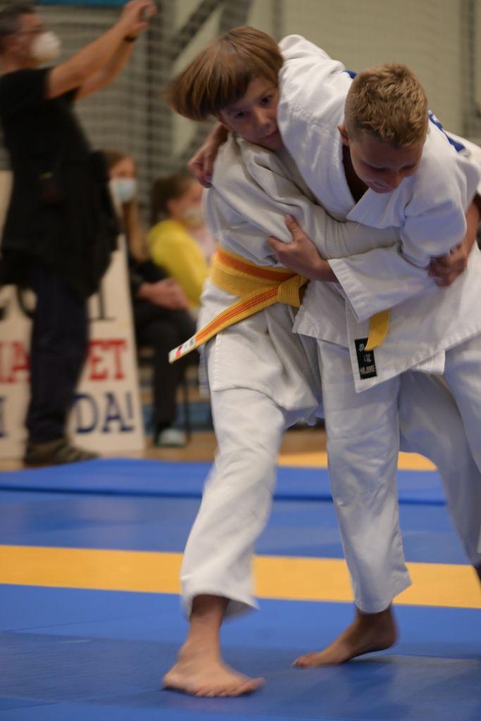 Judo klub Litija imel uspešen tekmovalni dan na Ptuju