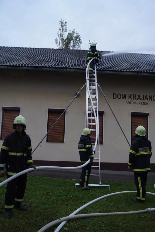Mesec požarne varnosti v GZ Komenda