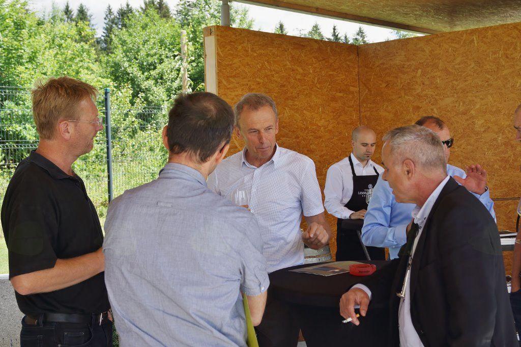 Srečanje Kluba direktorjev Poslovne cone Komenda