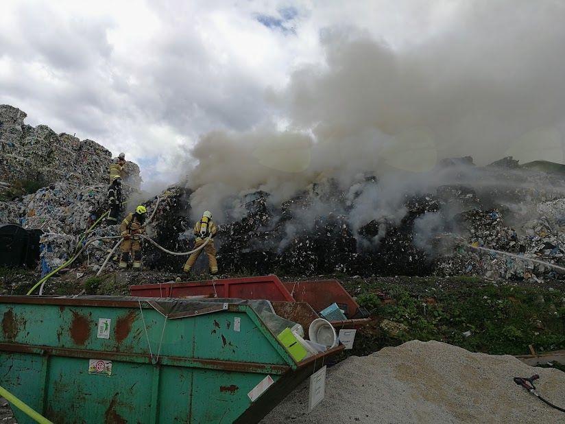 Požari v naravi oziroma na prostem 3.9.2017 13:20