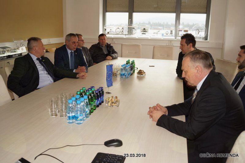 Minister Počivalšek odprl 23. Spomladanski kmetijsko-obrtni sejem v Komendi
