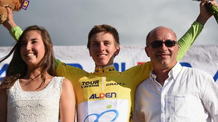 Uspeh kariere kolesarja Tadeja Pogačarja iz Komende