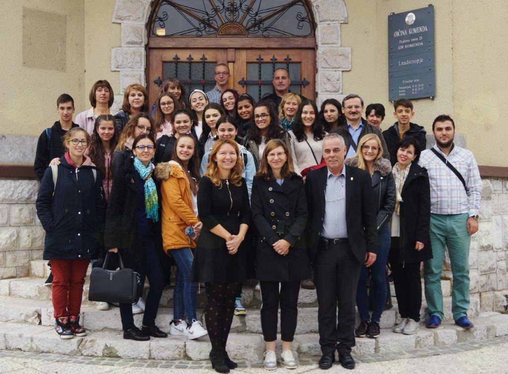 Izmenjava iz Programa Erasmus +