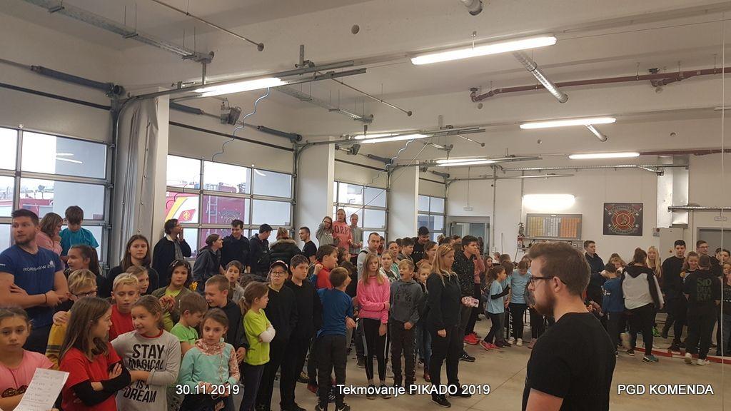 ZAKLJUČEK GASILSKIH MLADINSKIH TEKMOVANJ ZA LETO 2019
