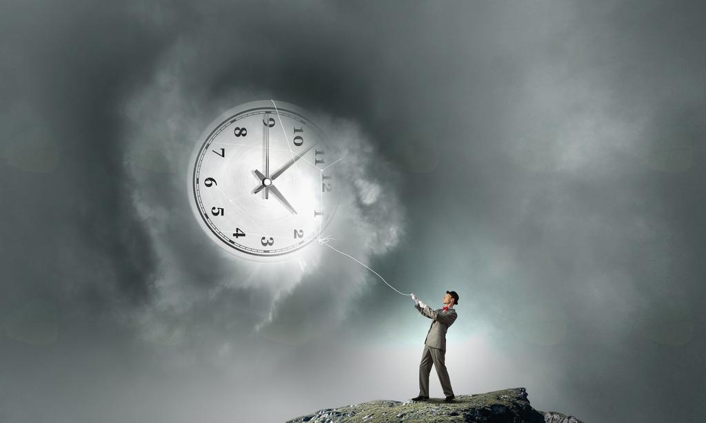 Zmagaj s časom! Time management za vse, ki ne želite, da čas povozi vas.