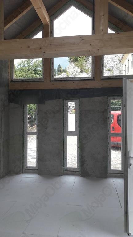 Gradnja knjižnice v Notranjih Goricah