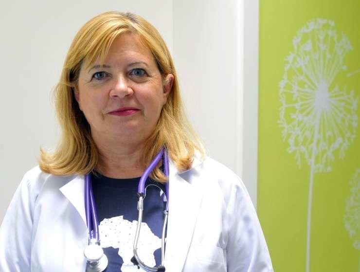 Obvestilo - odsotnost zaradi dopusta prim. prof. dr. Danica Rotar Pavlič, dr. med.