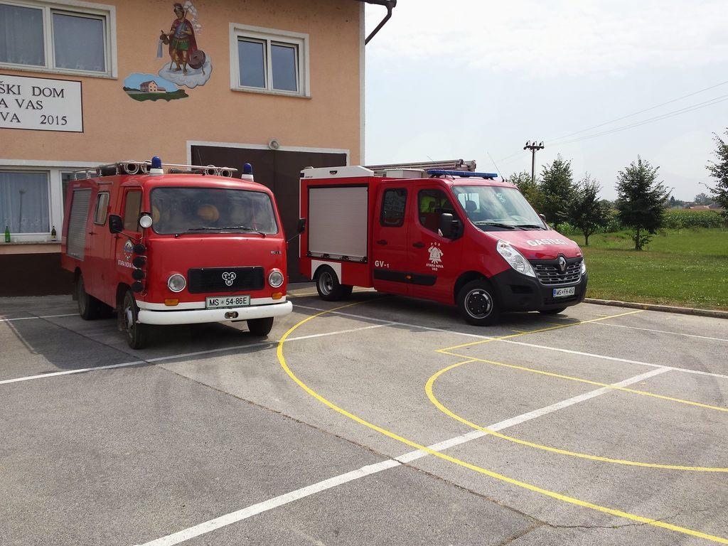 Letni pregledi gasilskih društev
