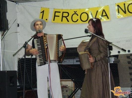Taxi bar FRČ - Tradicionalna Frčova noč