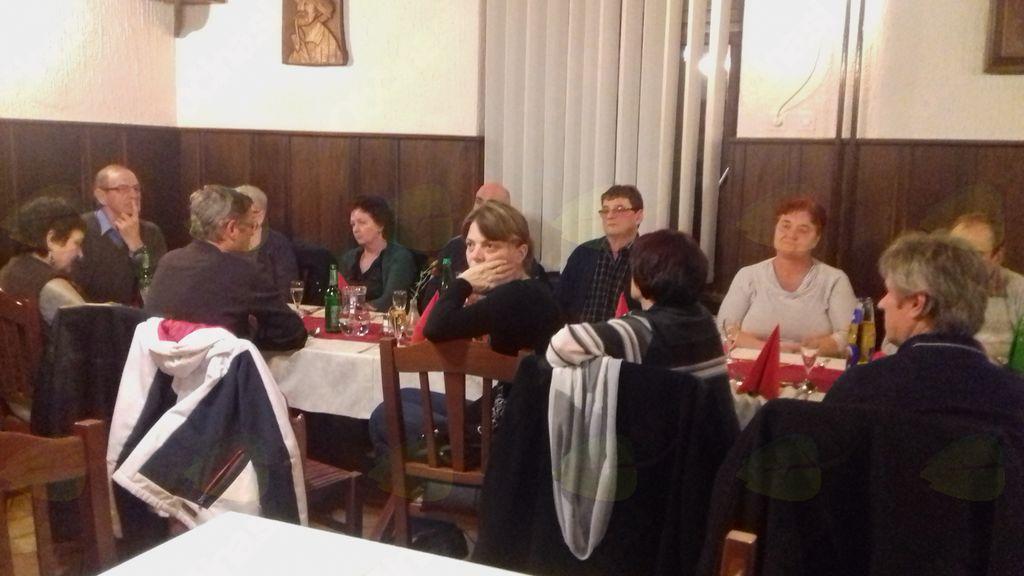 Zbor članov KO Rdečega križa Boreci