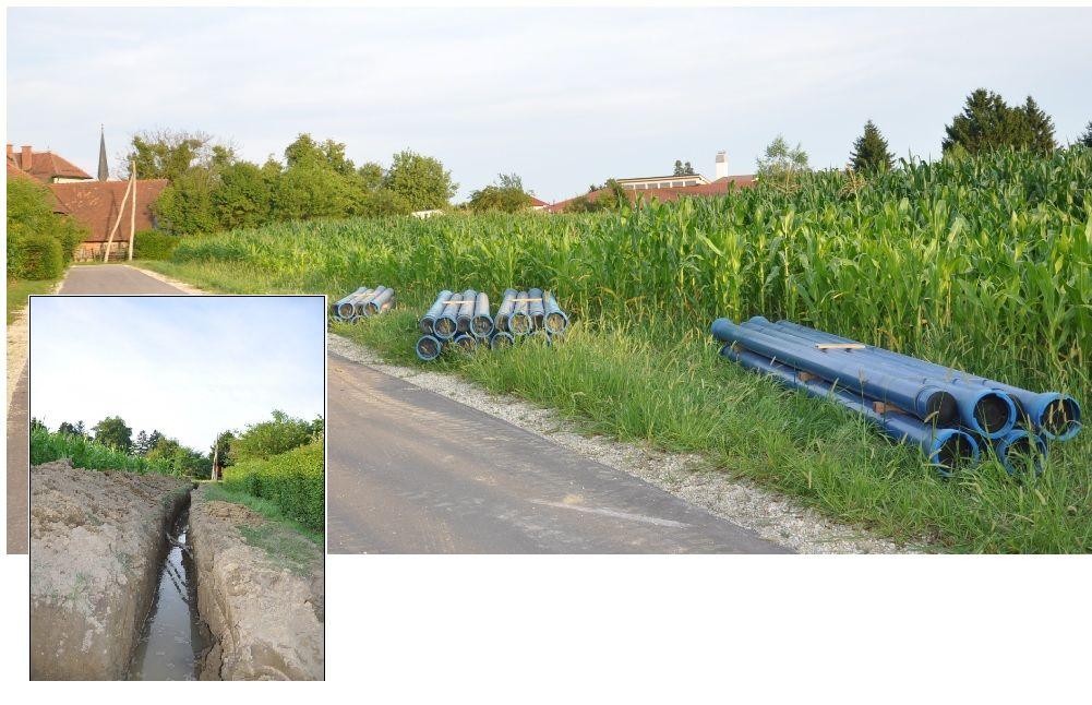Obvestilo o moteni oskrbi s pitno vodo v občini Križevci