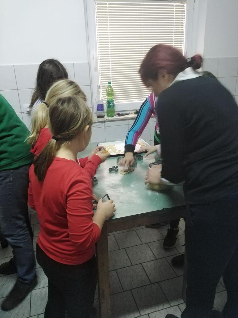 Božično-novoletne delavnice v Bučečovcih