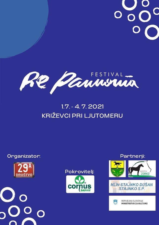 Festival Re:Pannonia 2021