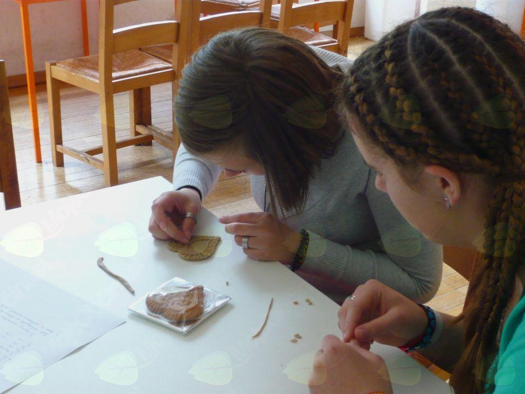Delavnica oblikovanja dražgoških kruhkov