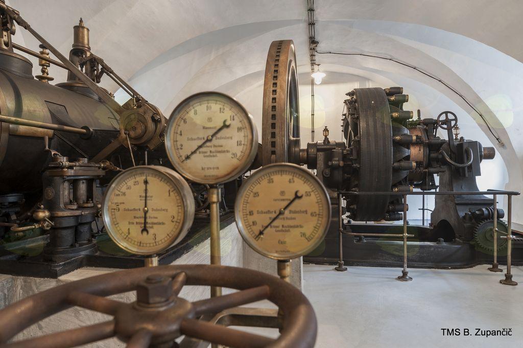 Predstavitev zgodovine elektrarn na Slovenskem