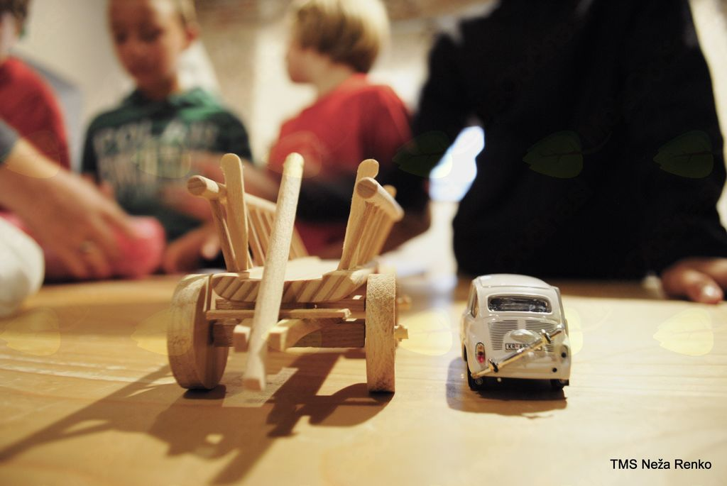 Moja lesena igrača