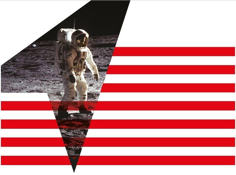 Voden ogled razstave Človek na Luni s soavtorjem Blažem Šefom