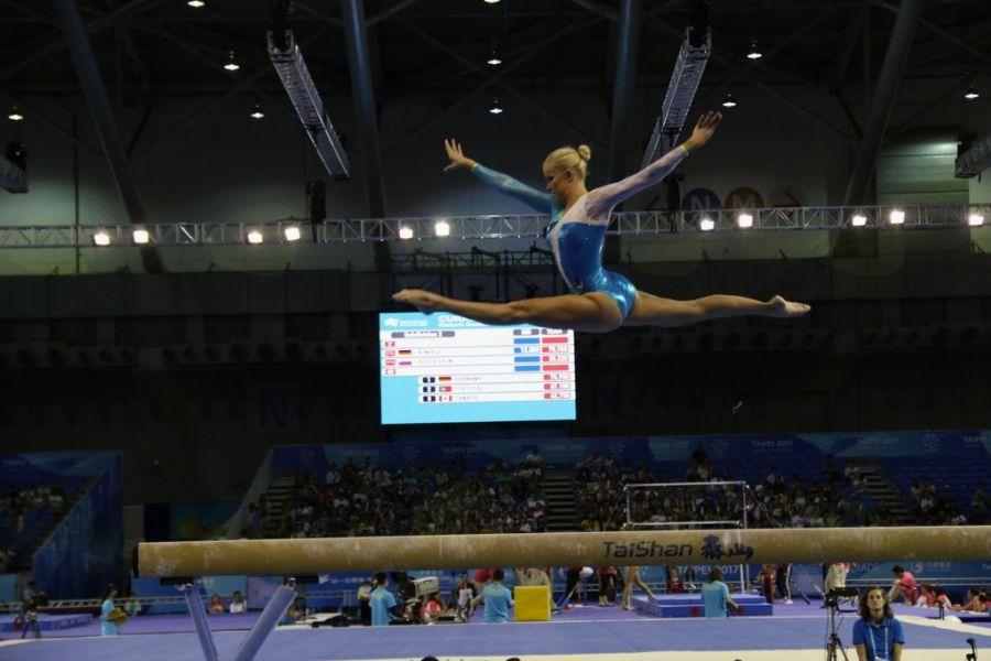 DOHA - svetovni pokal v gimnastiki