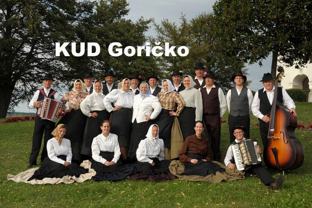 Veseli večer s KUD Goričko v Domanjševcih