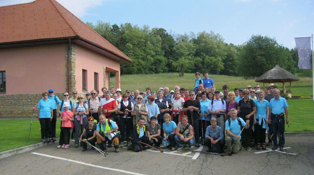 Majski pohod po obronkih vasi Stanjevci