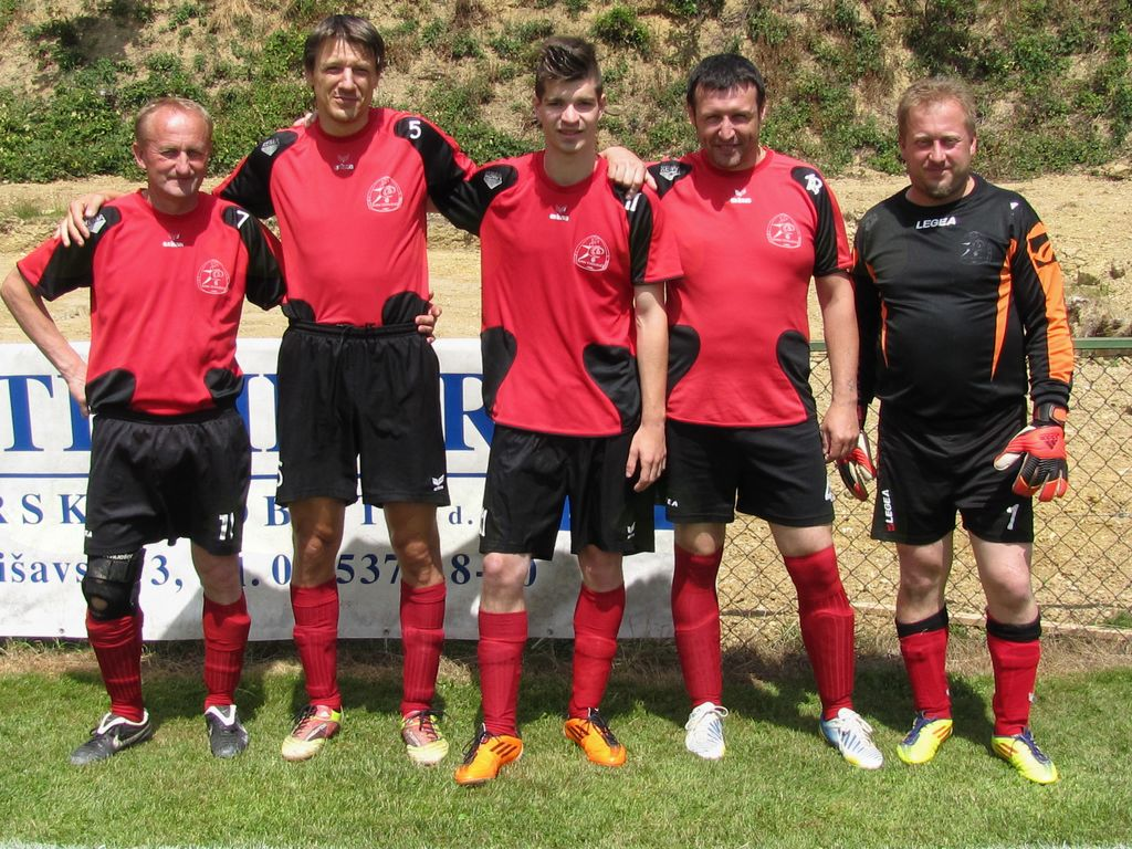 Turnir v malem nogometu v Stanjevcih