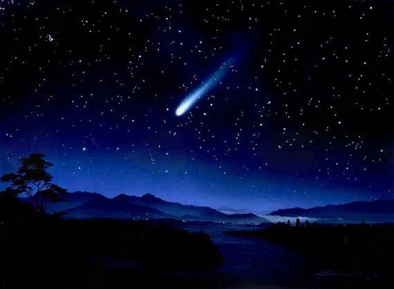 Nočni pohod do sv. Trojice z ogledom zvezdnih utrinkov