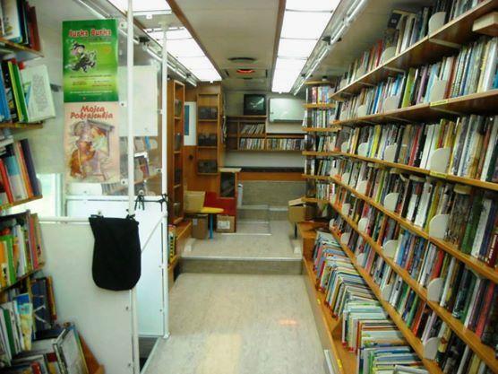 Potujoča knjižnica v Občini Gornji Petrovci