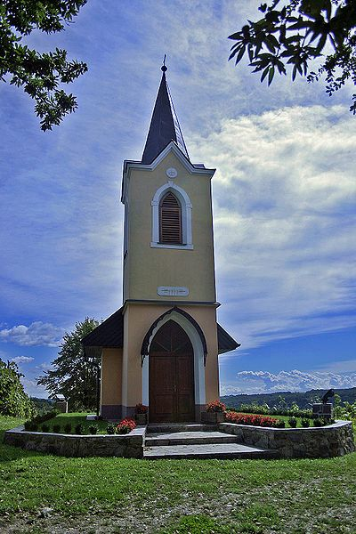 Proščenje pri kapeli v Stanjevcih