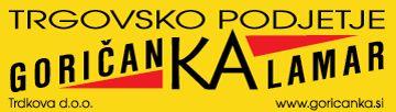 Vabilo na obeležitev 30. letnice poslovanja trgovskega podjetja Goričanka Kalamar