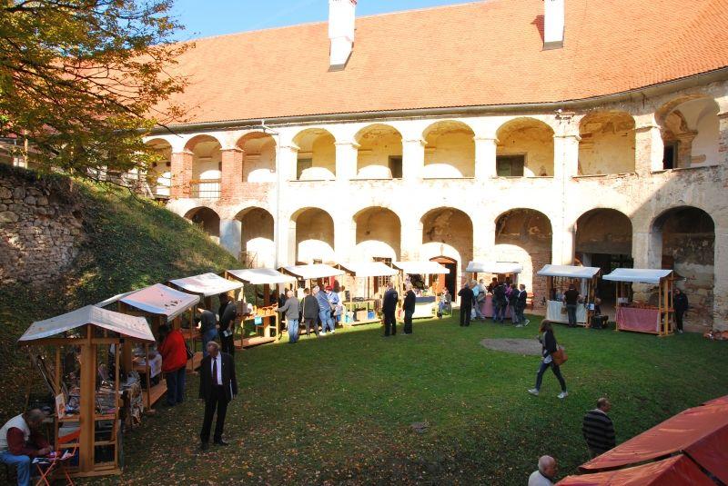 14. grajski bazar na gradu Grad na Goričkem