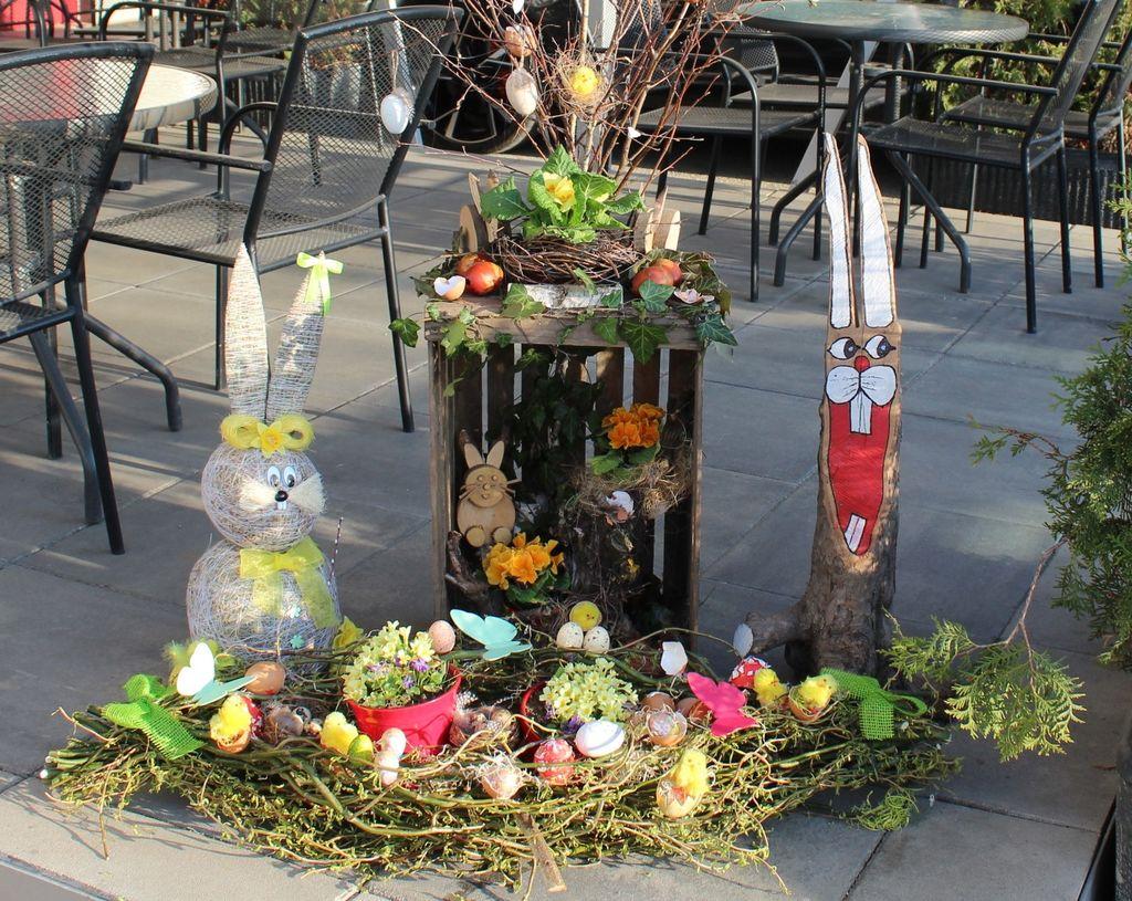 Velikonočna razstava TD Vrtanek v Gornjih Petrovcih