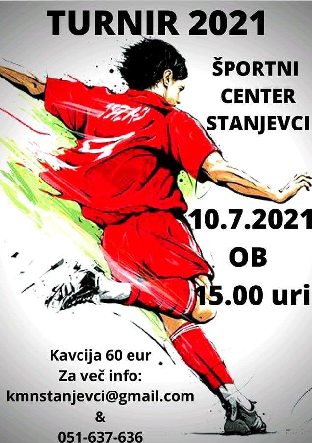 Tradicionalni nogometni turnir v Stanjevcih