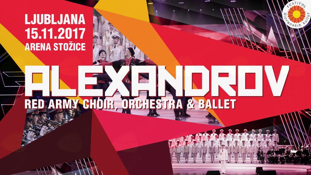 Alexandrov - zbor, orkester in balet Rdeče armade