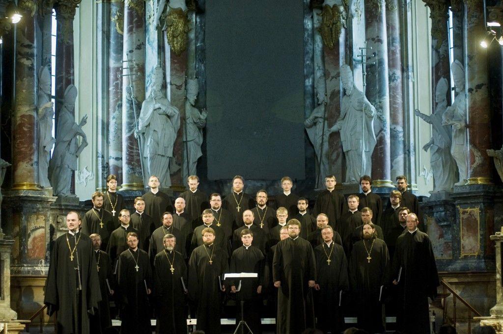 Zbor duhovenstva Sankt Peterburške metropolije