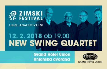 NEW SWING QUARTET - Zimski festival