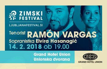 Ramón Vargas - Zimski festival